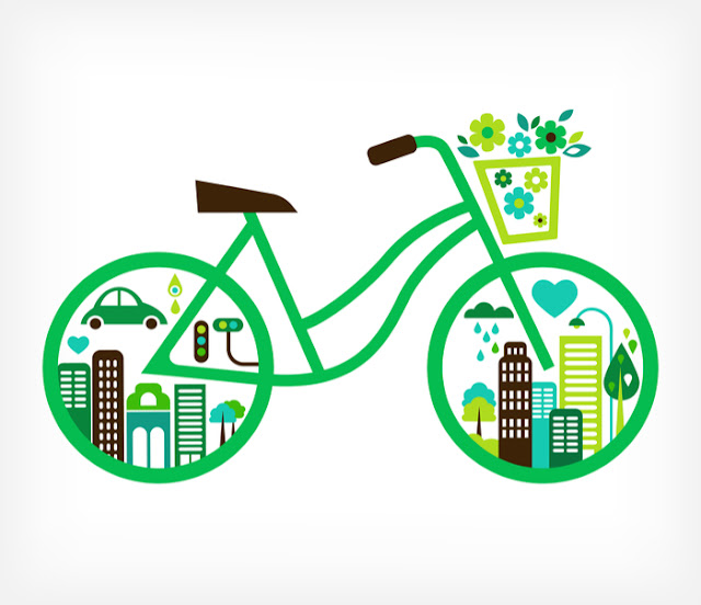 WOWcitybike is an eco-friendly option for bike ride sharing in Reykjavik