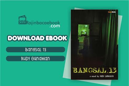 Download Novel Bangsal 13 by Rudy Gunawan Pdf