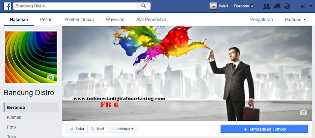 toko online facebook 6