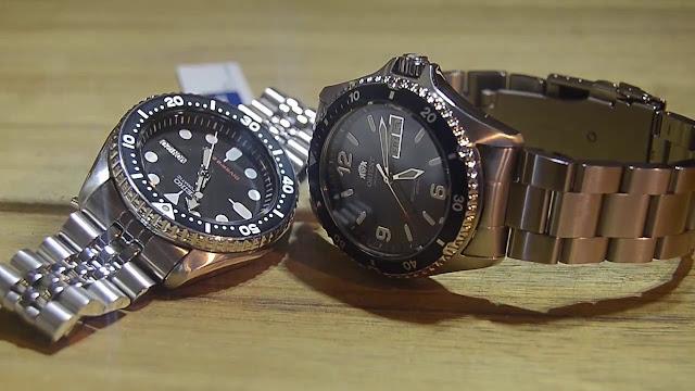 Đồng hồ Orient Mako