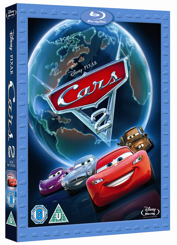 Madhouse Family Reviews Cars 2 Released Today On Disney 3d Blu
