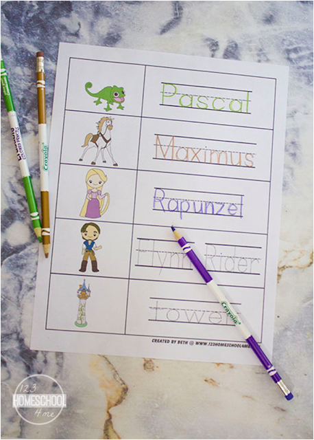 disney worksheets for kids prek, preschool, kindergarten, first grade