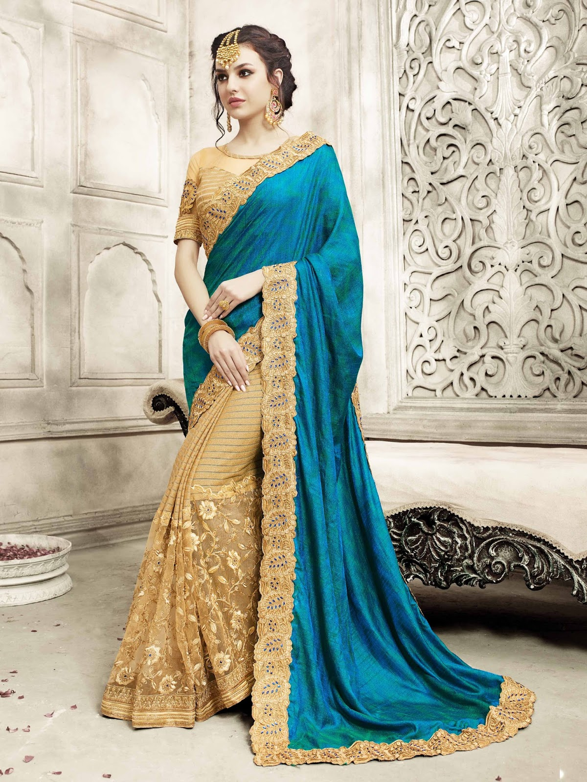 Kayra 2 – Wedding Collection Elegant Designer Saree