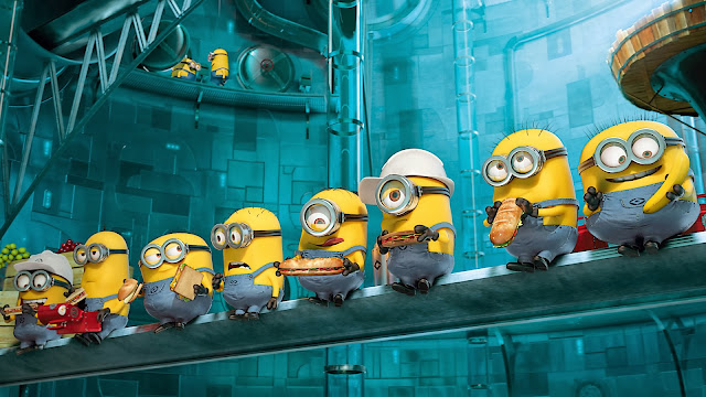 Wallpapers Minions en HD