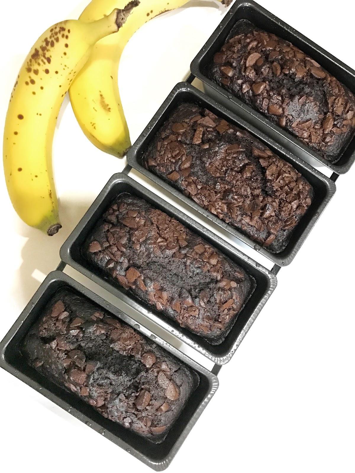 Rich Banana Bread