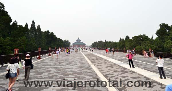 Templo del Cielo - Temple of heaven - Pekin - Beijing
