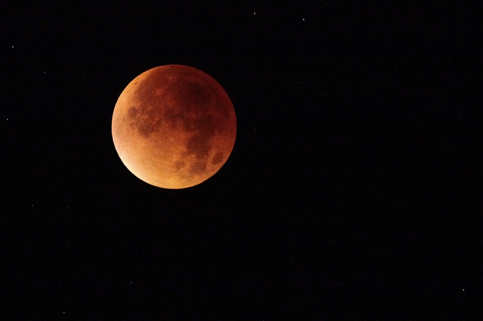 Here's The Live Feed Of The Century's Longest Lunar Eclipse