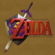The Legend Of Zelda : Ocarina Of Time