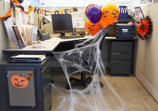 amusing halloween office decoration theme ideas | The Office Furniture Blog at OfficeAnything.com: Fun ...