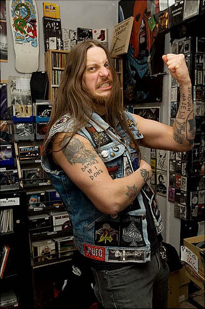 Fenriz (Darkthrone)