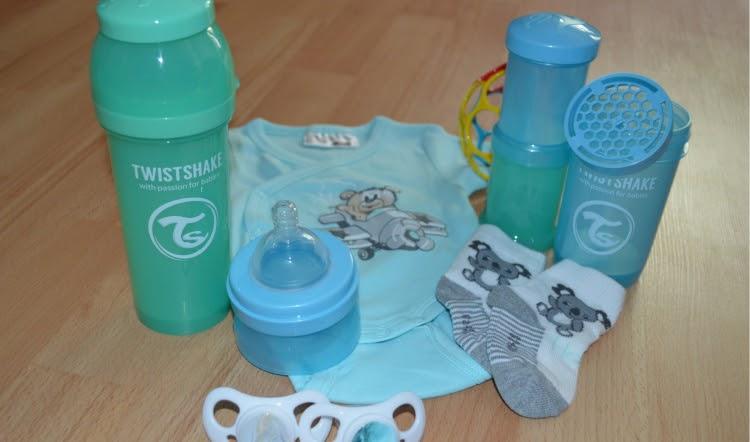 Twistshake Babyflaschen