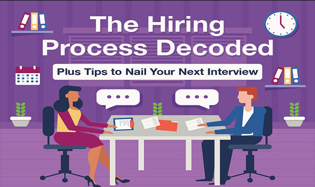 The hiring process decoded: Plus tips to nail your next interview
