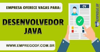 Desenvolvedor Java
