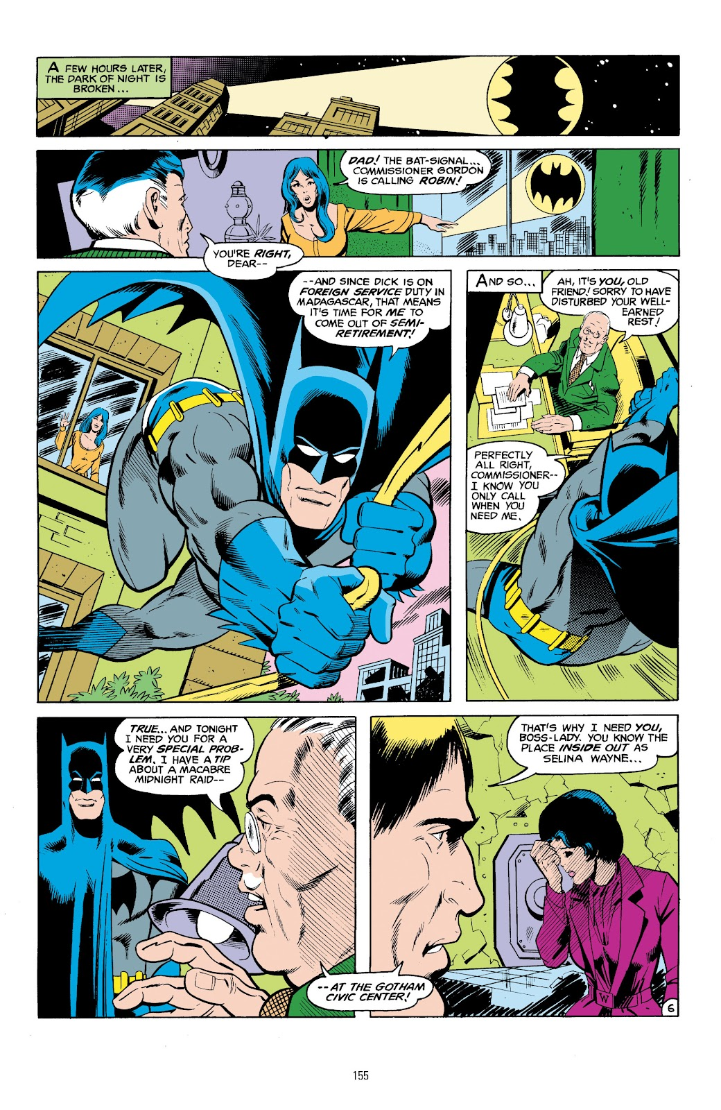 Read online Catwoman: A Celebration of 75 Years comic -  Issue # TPB (Part 2) - 56