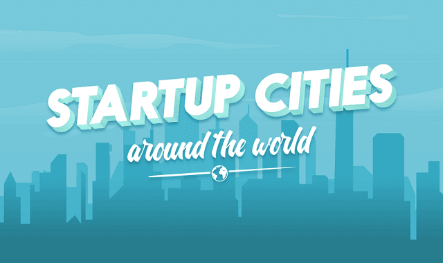 Best Startup Cities Around the World