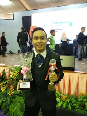 Pemenang Anugerah Persembahan Terbaik (Pilihan): Sharin Amud Shapri