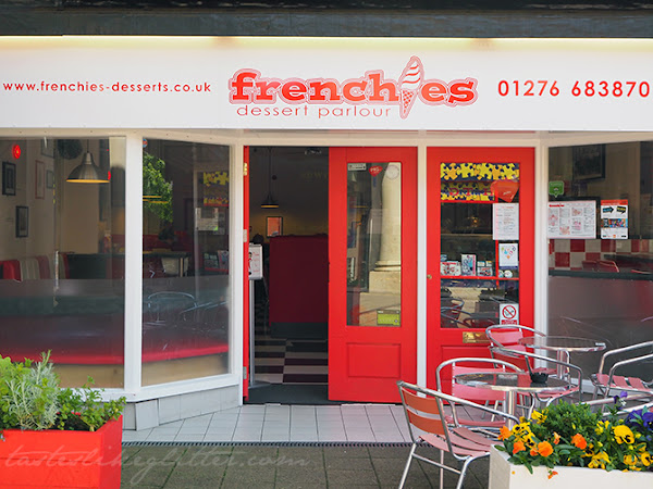 Frenchies Dessert Parlour - Camberley.