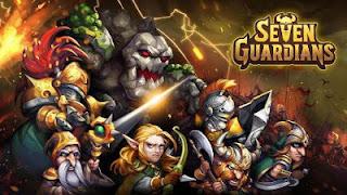 Seven Guardians APK v1.1.68 Mod Skill Very Fast Terbaru