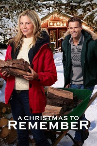 Poster A Christmas to Remember
