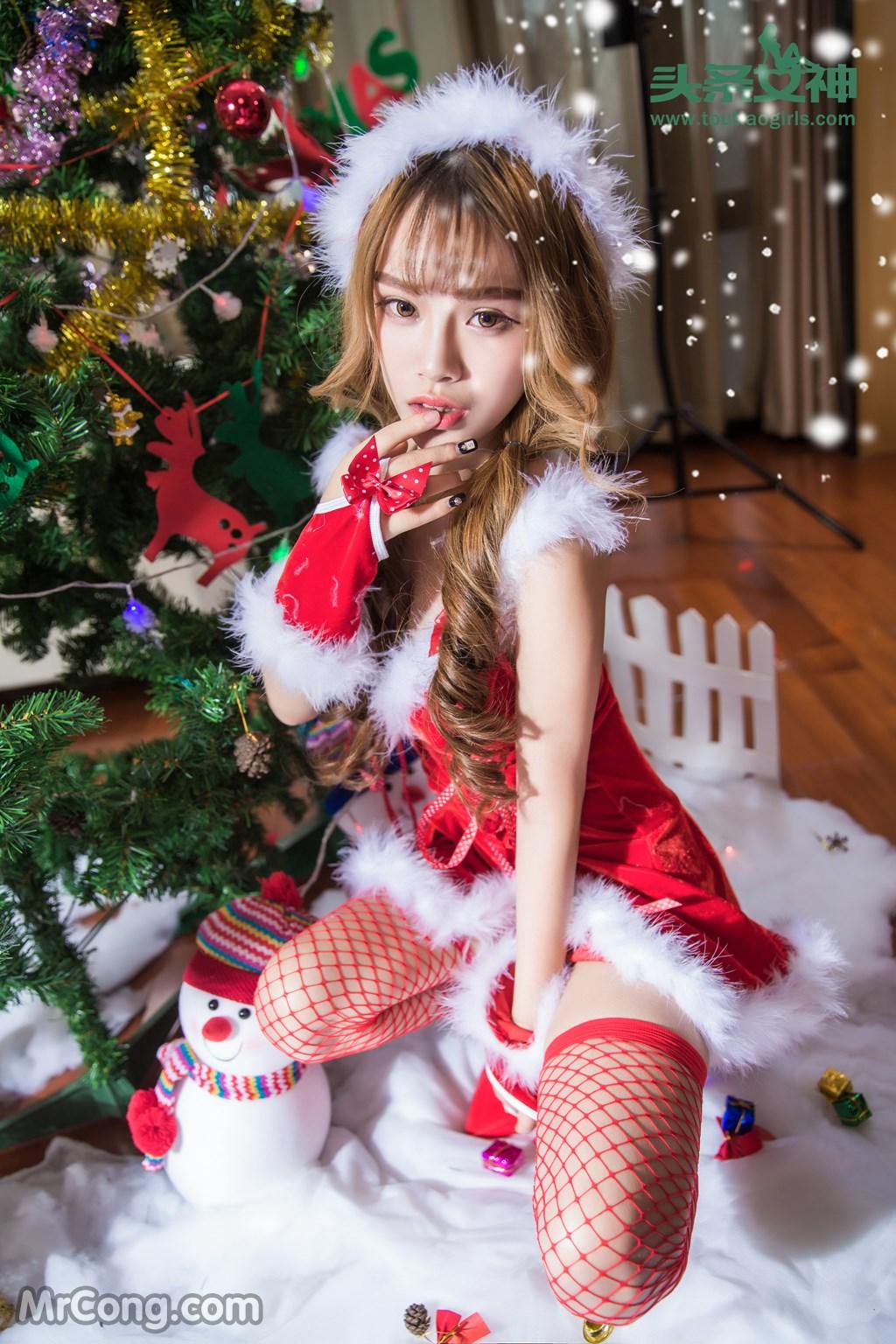 Image MrCong.com-TouTiao-2016-12-19-Kitty-002 in post TouTiao 2016-12-19: Người mẫu Kitty (8 ảnh)