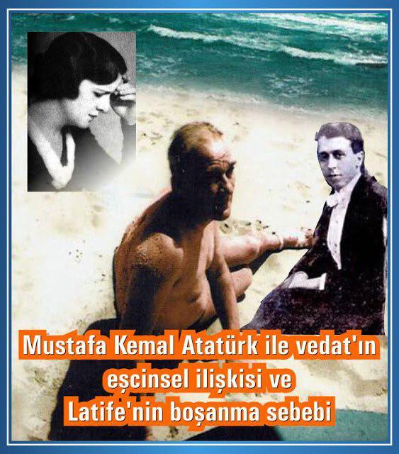 akademi dergisi, atatürk eşcinsel mi, atatürk sabetayist miydi?, gizlenen gerçekler, Latife hanım, livata - eşcinsel ilişki, Mehmet Fahri Sertkaya, mustafa kemal atatürk, rıza nur,