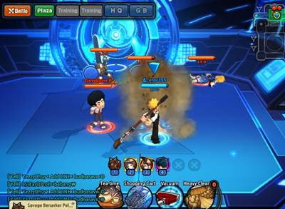 10 Desember 2018 - Antimon 6.0 Cheat Lost Saga No Delay, Replace Hero Full Fiture VIP GRATIS