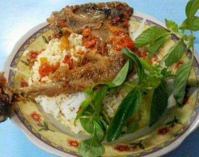 Ayam Kampung Pedas Banyuwangi