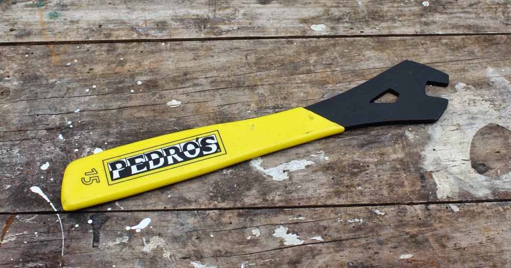 Pedros Pedal Wrench Spanner