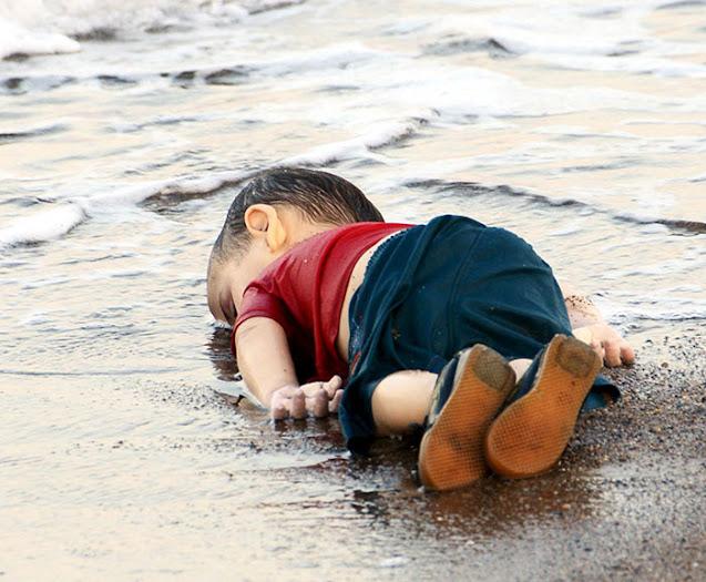 smrt mladog sirijca