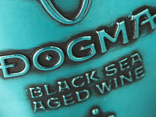 Dogma Black Sea aged wines