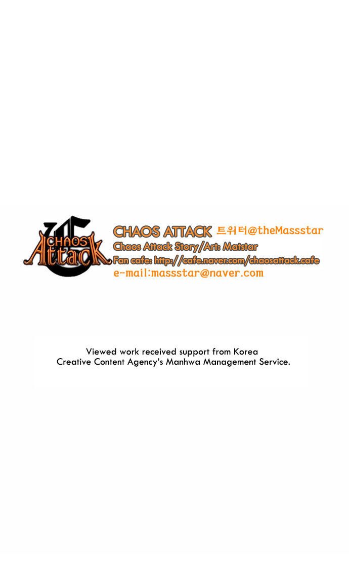 Chaos Attack - Chapter 63