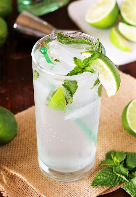 40+ Food & Drink Recipes for Cinco de Mayo Fun - Mojitos Image