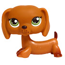Littlest Pet Shop Collectible Pets Dachshund (#307) Pet