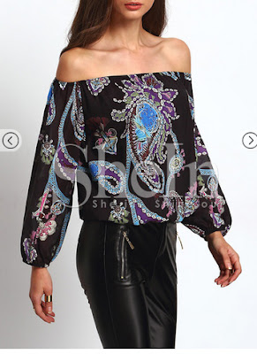http://www.shein.com/Multicolor-Print-Off-the-shoulder-Long-Sleeve-Blouse-p-261640-cat-1733.html