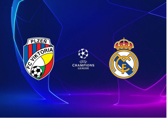 Viktoria Plzen vs Real Madrid Full Match & Highlights 07 Nov 2018
