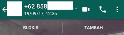 tanda whatsapp diblokir teman last seen lama
