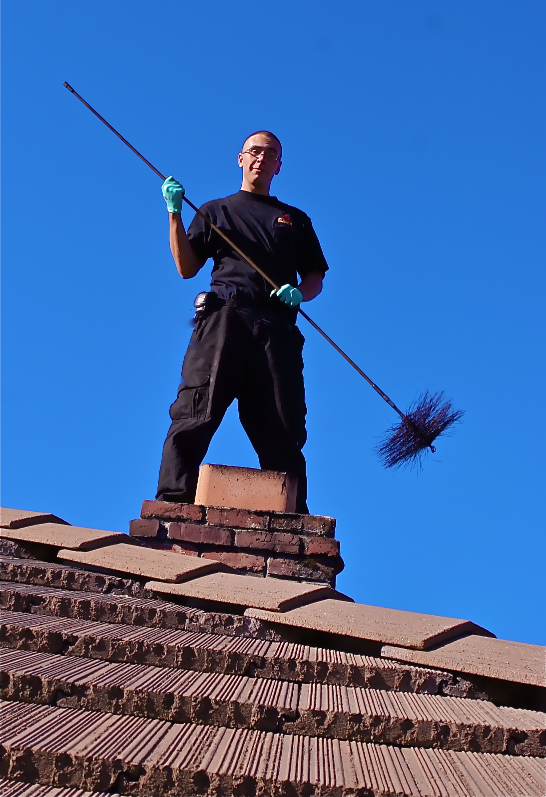 Chimney Sweeping Roseville Ca