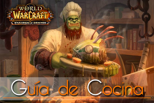 Next Try: Warlords of Draenor - Guía de raideo : Comida