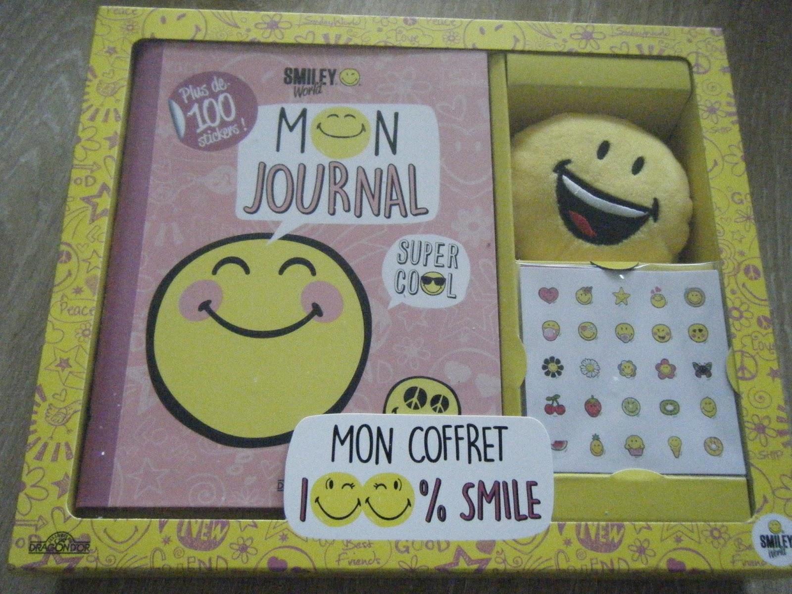 Les Taratatas De Sandra Mon Coffret 100 Smile Aux