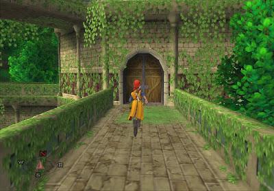 Dragon Quest VIII - El Periplo del Rey Maldito - Yedra