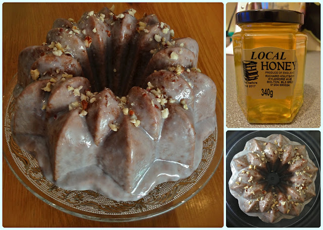 Honey Nut Bundt