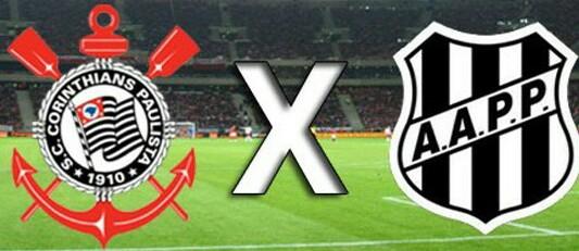 0f574e71ce47a Corinthians x Ponte preta  3 Rodada