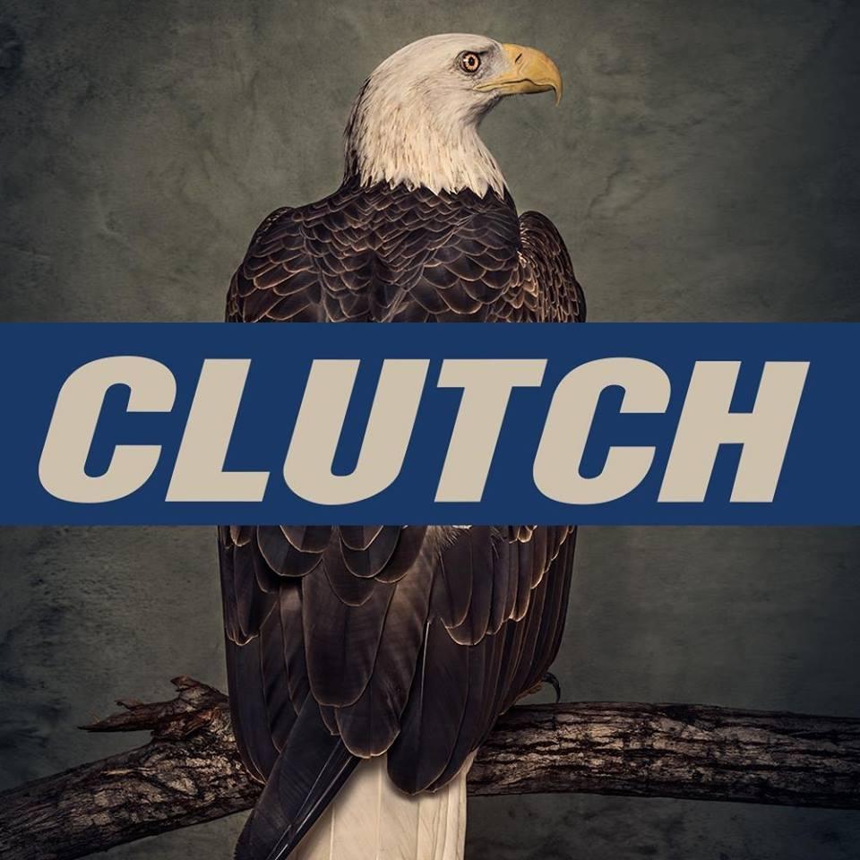 Aguila En La Espalda earthquaker : rock y letras: clutch : el regreso de la