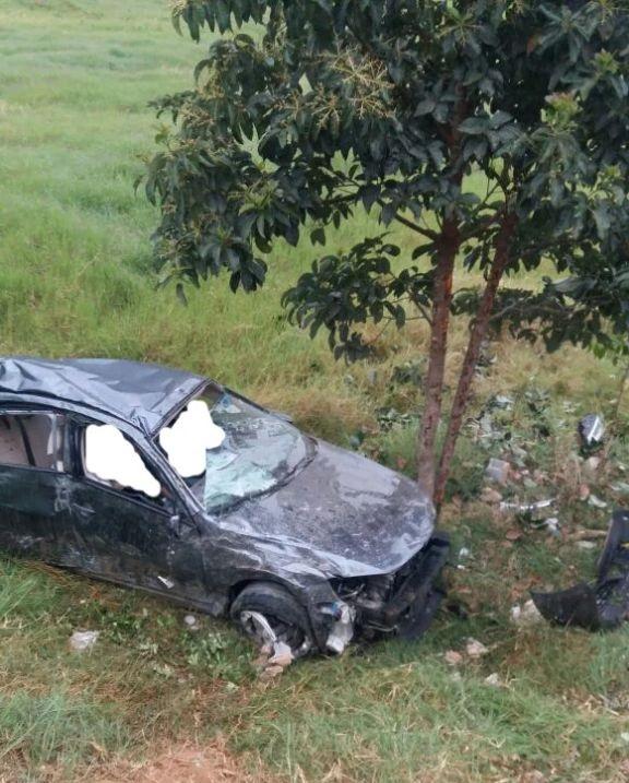 DUAS BARRAS: Jovem de 27 anos morre em grave acidente na RJ 144 em Monte Verde