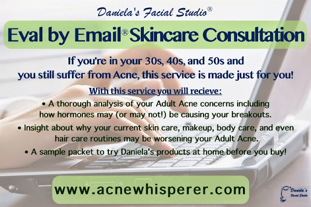 virtual skincare coaching for adult acne
