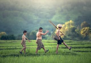 keep active children health