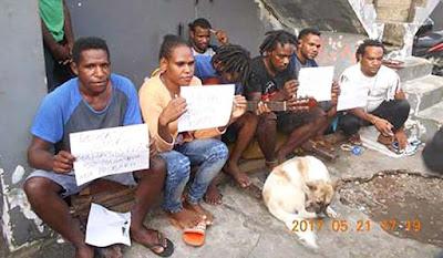 Mahasiswa Yahukimo di Makassar Terlantar