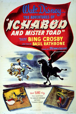 The Adventures of Ichabod and Mr. Toad (1949) [Hindi – English] 480p WEB-DL 700MB
