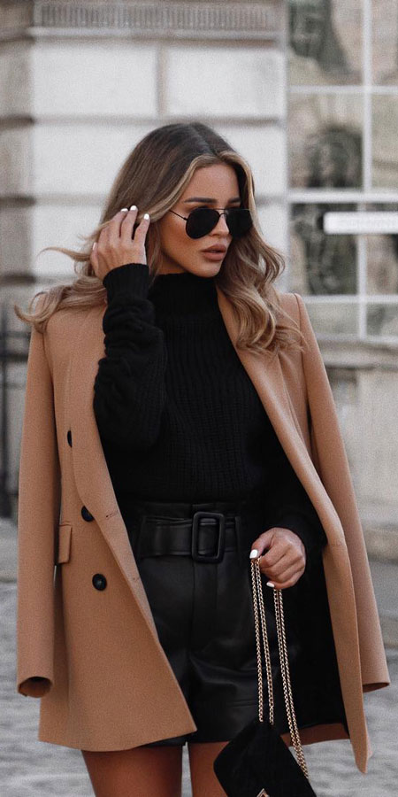 27+ Simple Winter Outfits To Make Getting Dressed Easy. style inspiration winter style winter winter style fashion winter fashion style winter work style #outfitinspiration #style #stylish #styleinspiration