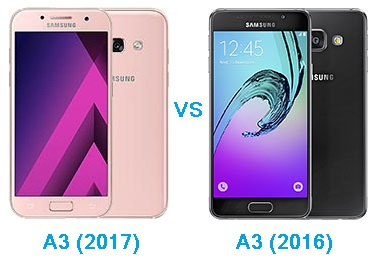 samsung galaxy a3 2017 vs a3 2016 harga dan spesifikasi maxsi reload. Black Bedroom Furniture Sets. Home Design Ideas